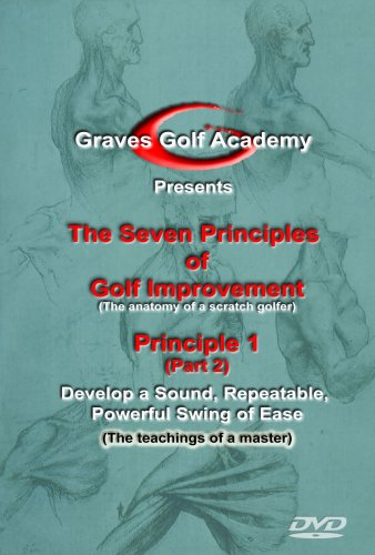 Seven Priniples of Golf Improvment (the anatomy of a scratch golfer) Priniple 1 Part 2 Develop a Sound, Repeatable, Powerful Swing of Ease