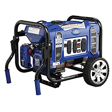 Ford FG4650P M Series 4650W Peak 3600W Rated Portable Gas-Powered Generator