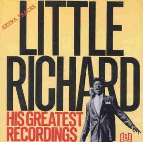LITTLE RICHARD - His Greatest Recordings By Little Richard - Zortam Music
