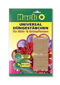 Carnicero Universal dünges Fragancias (para todas las Plantas Verdes y florales ((20unidades)