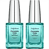 Sally Hansen Complete Care 4-in-1 Nail Treatment, 0.5 Fluid Ounce (2 Pack)