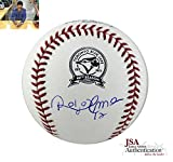 Roberto Alomar Autographed/Signed Toronto Blue Jays Rawlings 40th Anniversary Official Major League Baseball