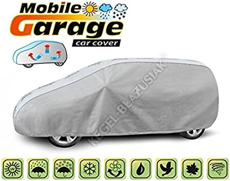 Kegel Mobile Garage Ganzgarage Vollgarage Autoabdeckplane Plane Autoplane Verschiedene Größen 410 450 Zentimeter L Mini Van Auto