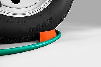 Hose Slide Ultimate Car Washing Accessory 2 Pack, Orange