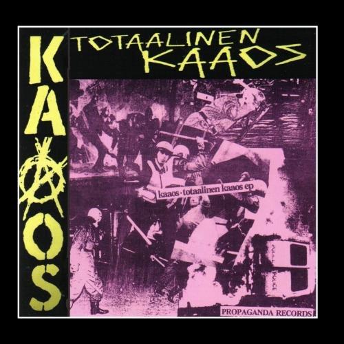 CD : Kaaos - Totaalinen Kaaos