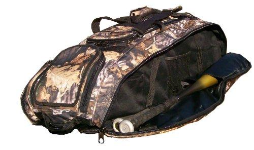 Camouflage Bat Bag - 8