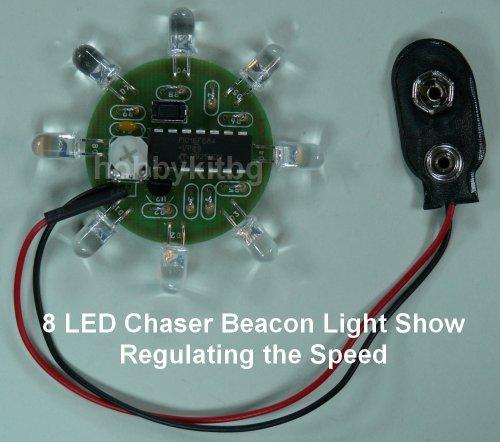 Led Chaser Light Kit - 1