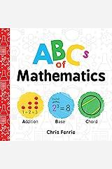 ABCs of Mathematics (Baby University) Kindle Edition