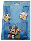 #2: Disney Pin - My First Mickey and Pluto Trading Pin Starter Set