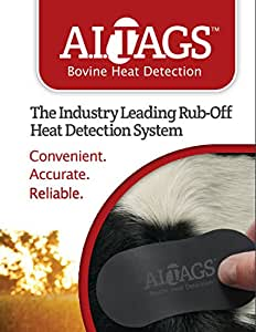 AI Tags Adhesive Heat Detection System - 50 Pack