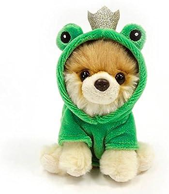 The Worlds Cutest Dog Soft Toy Frog GUND Itty Bitty Boo