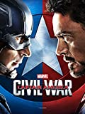 DVD : Captain America: Civil War (Plus Bonus Features)