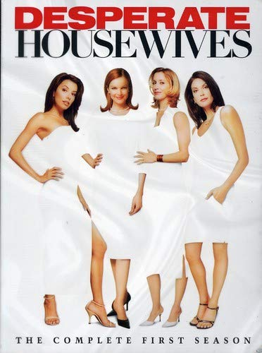 Desperate Housewives - The Complete First Season (Desperate Housewives Complete Box Set 1 8)