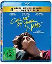 Call me be by your name [Blu-ray] [Alemania]
