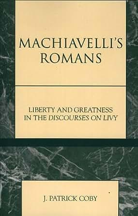Applications of machiavelli