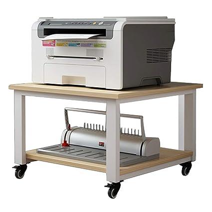 Qifengshop Debajo de la Mesa Estante de la Impresora Sala de ...