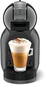 Nescafe Dolce Gusto Mini Me Coffee Machine, Black