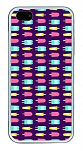 Colorful Little Popsicle Pattern Theme Iphone 6 4.7 6 4.7 Case TPU Material