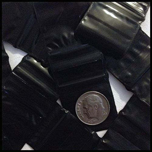 1010 Original Mini Ziplock 2.5mil Plastic Bags 1