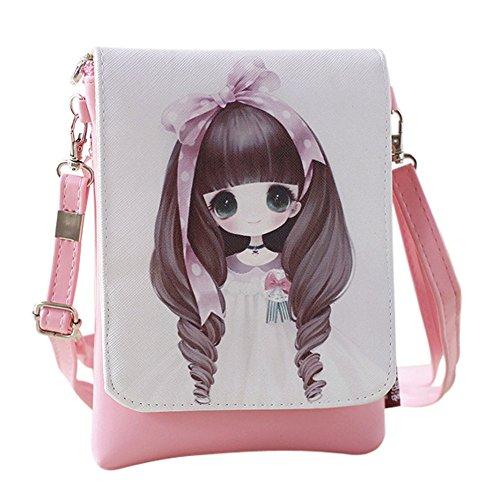 Rosa DH Hombro GB34D al ER26C SB Mounter e para Bolso Bags C Mujer vp6Azq