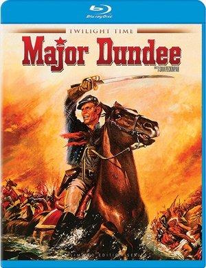 Major Dundee [Blu-ray]