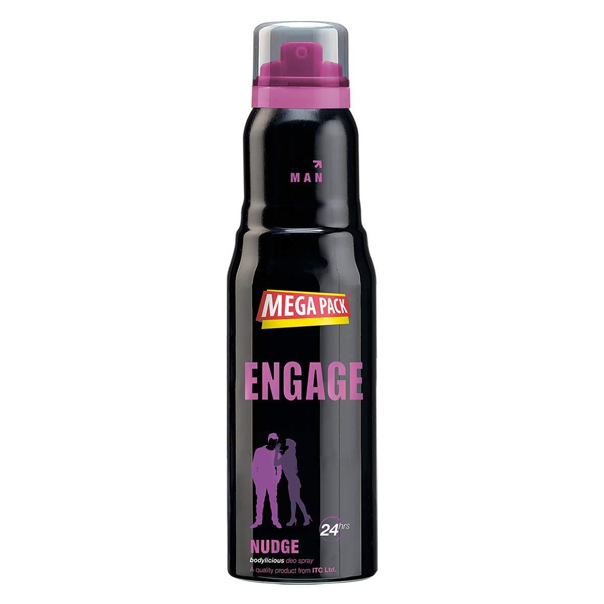 Engage Nudge Deodorant for Men