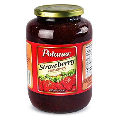 Polaner Strawberry Preserves 64 ()