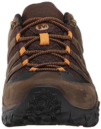Merrell Chameleon Shift Vent Zapatillas de Trekking y Senderismo, para Hombre Marrón (BITTER ROOT)