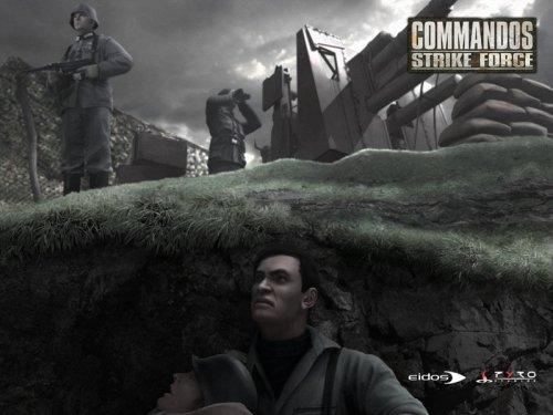 Commandos Strike Force скачать игру через торрент - фото 7
