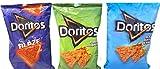 #2: NEW Doritos Mix Up Doritos Blaze, Popping Jalapeño & Blazing Buffalo & Ranch 3.12 Oz (pack of 3)