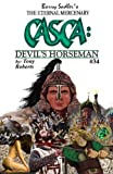 Front cover for the book Casca 34: Devil's Horseman by Tony Roberts