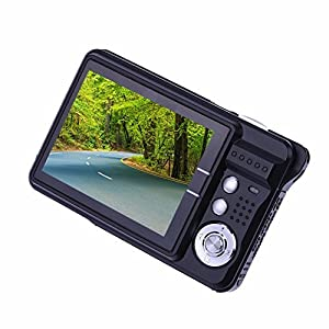 Digital Camera, Fitiger 2.7inch Mini 18MP Anti-shake Camera TFT LCD Screen Compact Digital Camera Good for bie/ Students/ Family from Fitiger