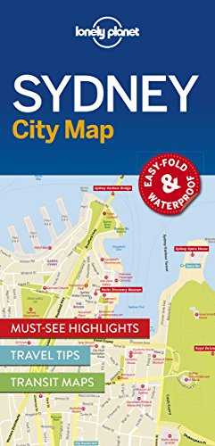 Sydney City Map (Travel Guide)