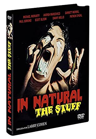 In-natural (The Stuff) - 1985 [DVD]: Amazon.es: Michael ...
