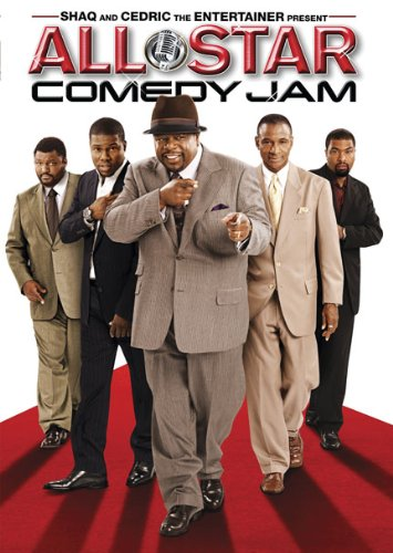 Shaq & Cedric The Entertainer Present All Star Comedy Jam