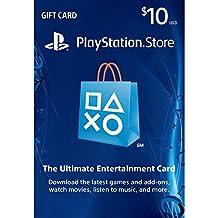 PSN 10 dollar live card