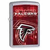 NFL Zippo Atlanta Falcons Street Chrome Lighter