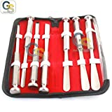 G.S 7 PCS US ARMY PATTERN CHISELS ORTHOPEDIC WITH KIT