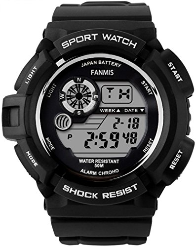 Fanmis S Shock Function Resistant Electronic