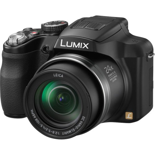Panasonic DMC FZ60 Digital Camera Optical