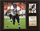 NFL Brian Urlacher Chicago Bears Player Plaque