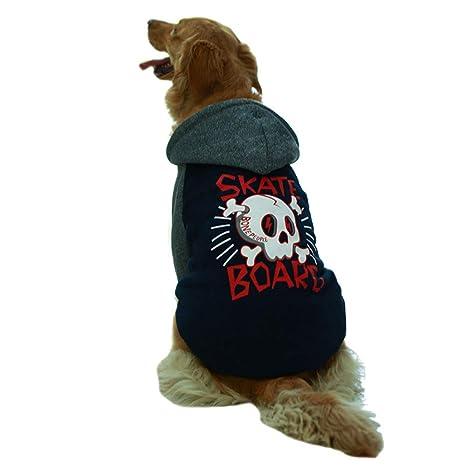 JHC Abrigo para Perros Abrigo De Algodón Golden Retriever para Perros Grandes Y Medianos Ropa Impermeable