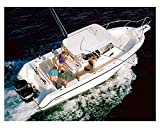 2000 Boston Whaler 28 Outrage Power Motor yacht Photo Poster