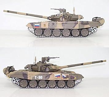 720c7b5aa01b Heng long Radio Remote Control 1 16 RC Tank T90 Pro Metal Tracks Gearbox