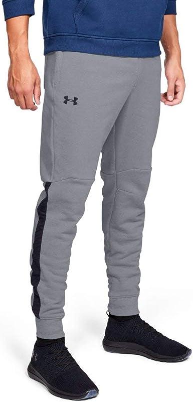 Under Armour Microthread Fleece Jogger - Pantalones Hombre ...