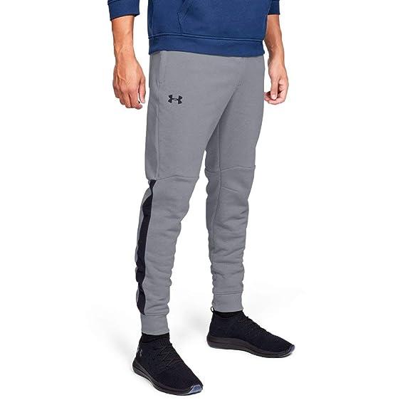 Under Armour Microthread Fleece Jogger - Pantalones Hombre: Amazon ...
