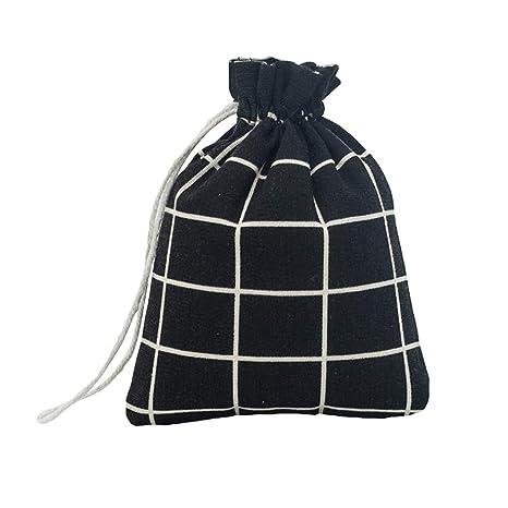 TOPBATHY Mini Bolsa de Almacenamiento con cordón para ...