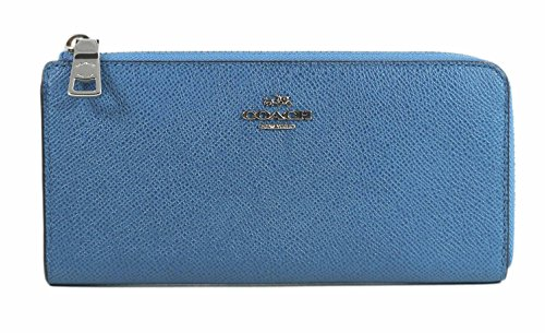 Coach Embossed Textured Leather 52333