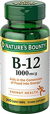 Vitamin B-12, also known as Cyanocobalamin, is primarily obtained from animal sources but is not found in vegetables in any significant amount - making these vegetarian-friendly tablets a real find! This is essential vitamin plays a role in many impo...