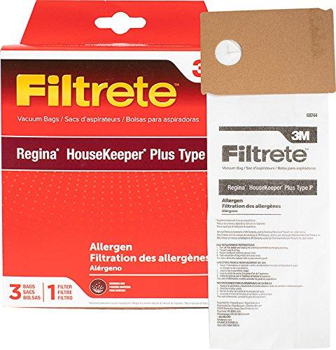 3M Filtrete Regina P Allergen Vacuum Bag